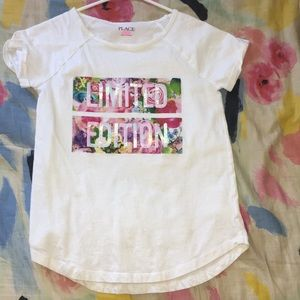 cute shirt for a causal outfit.